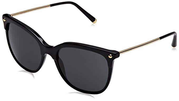 Dolce & Gabbana 0DG4333 Gafas de sol, Black, 55 para Mujer ...