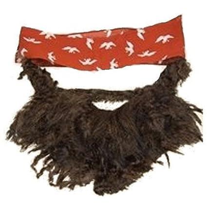 4be52872414 Amazon.com  DUCK COMMANDER Fear the Beard Costume  Sports   Outdoors