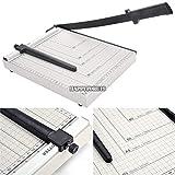 12 Paper Cutter Trimmer Craft Scrap Booking Desktop Guillotine Sheet Photo Desk