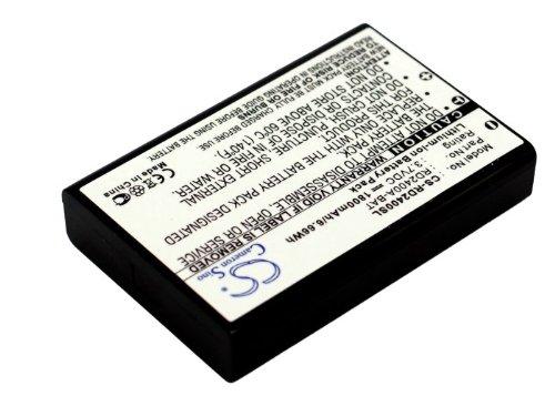KML Battery Compatible RCA RD2400A-BAT fit Model Lawmate PV-700 PV-800 PV-806 PV-1000