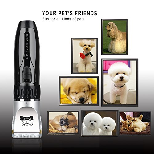 Cropal-Pet-Grooming-Clippers-with-High-Capacity-Li-Battery-Quite-Rechargeable-Cordless-Dog-and-Cat-grooming-clippers-Dogs-Cats-Hair-Trimmer-silverblack