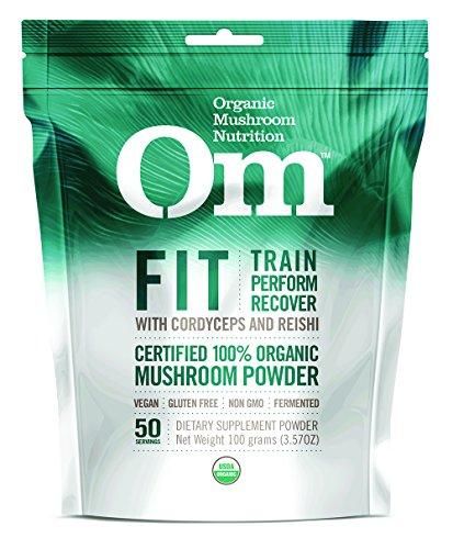 Om Organic Mushroom Nutrition Cordyceps product image