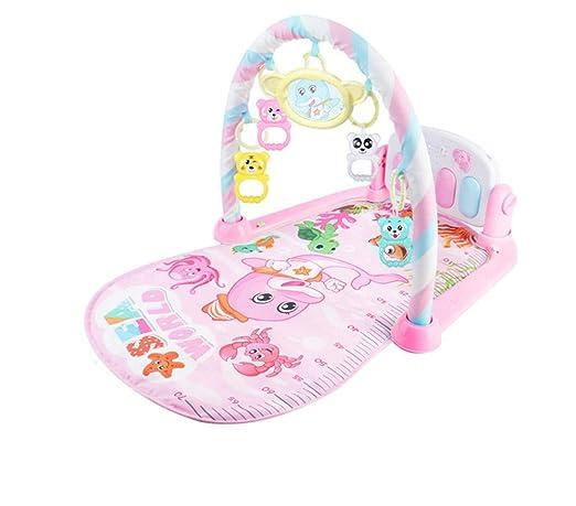Webla Juguetes para bebés 3 en 1 Música Bebé Luz/Alfombra de ...