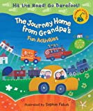 The Journey Home from Grandpa's Fun Activities, Jemima Lumley, 1846862779