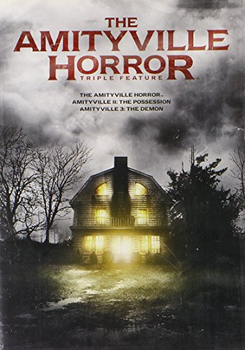 Amityville Horror Triple Feature, The by Mgm (Lasers)