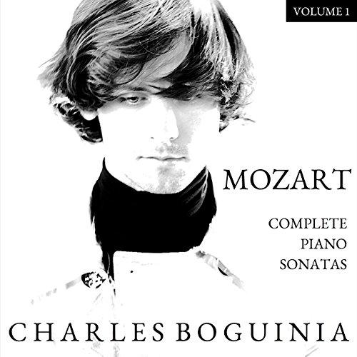 Mozart: Complete Piano Sonatas...