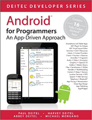 Amazon fr - Android for Programmers: An App-Driven Approach