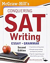 McGraw-Hill's Conquering SAT Writing, Second Edition (5 Steps to a 5 on the Advanced Placement Examinations)