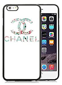 Fashionable Customize Silicone TPU Phone Case For iPhone 6plus 5.5 Inch Cover Case 15 Black