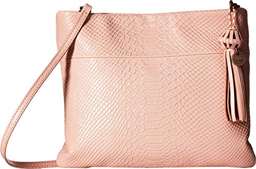 The Sak Women's Tomboy Convertible Clutch by The Sak Collective Petal Pink Exotic One ()