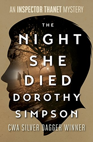 The Night She Died (The Inspector Thanet Mysteries) cover