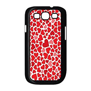 Love Pink Phone Case For Samsung Galaxy S3 i9300 [Pattern-1]