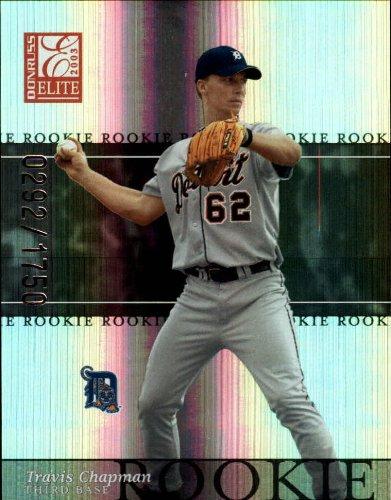 2003 Donruss Elite Baseball Card #199 S.Chapman - Card Baseball Donruss 2003 Elite