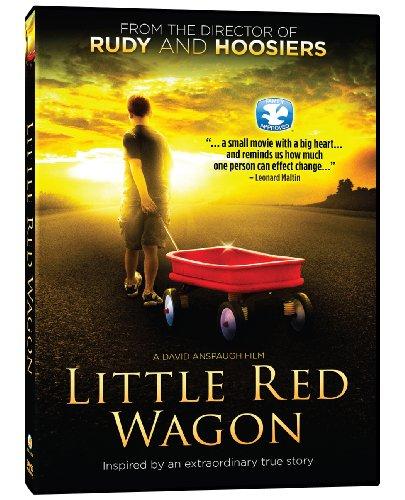 dvd little red wagon - 1