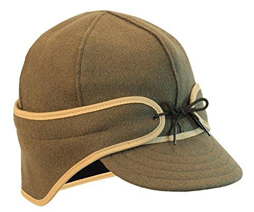 - Stormy Kromer Men's Rancher Insulated Cap,Green,7