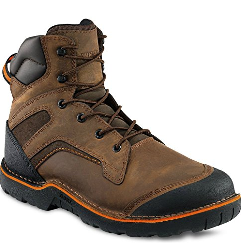 Worx Red Wing Shoes (Worx by Red Wing Shoes Men's 6515 6