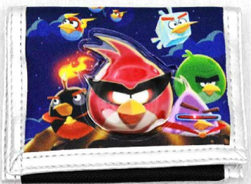 Angry Birds Space Wallet product image