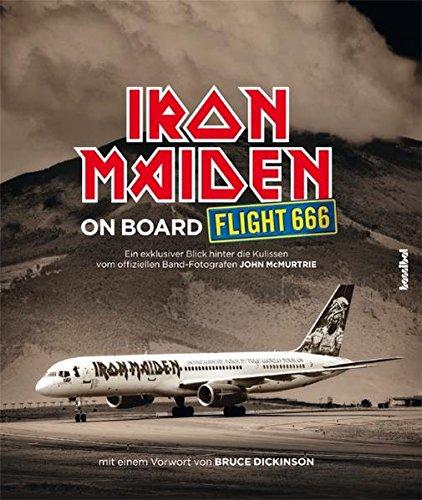 Iron Maiden - On Board Flight 666