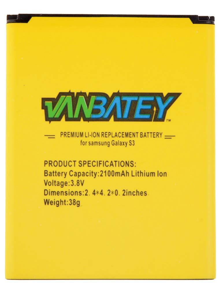 Bateria Celular Galaxy S3 Eb L1g6llu Para S3 I9300 I9305 T999 I747 I535 L710 R530 Li Ion 2100mah Con Nfc