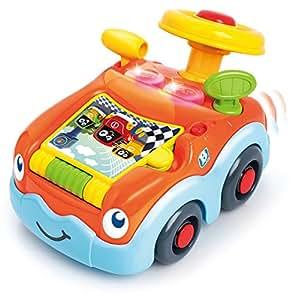 B Kids - Vroom Vroom, coche actividades (Blue Box 004368)