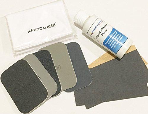 ProCaliber Acrylic Tub/Spa/Shower Restore and Polish Kit (Gloss Polish Spa)