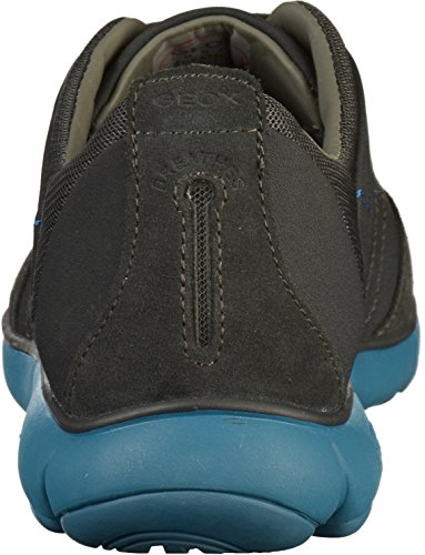 Jeans Blu Nebula Uomo octane Sneaker Infilare dk U B Geox C4nh4 xXPYn8q