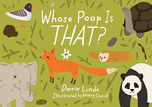 Whose Poop Is That? by Charlesbridge Publishing (Image #1)