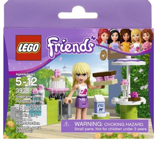 lego friends stephanies outdoor bakery 3930 11street malaysia blocks. Black Bedroom Furniture Sets. Home Design Ideas