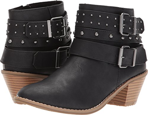 Rocket Dog Women's Beelo Ankle Boot, Black, 10 Medium US (2 Rocket Boot)