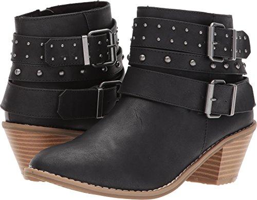 (Rocket Dog Women's BEELO Ankle Boot Black 8.5 Medium US)
