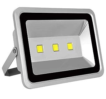 Leetop Foco Proyector LED 150W para Exteriores,Blanco Frio 6000K ...