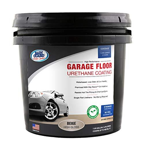 Buy valspar garage floor coating kit