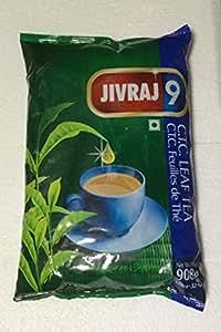 Jivraj 9 C.T.C. Leaf Tea - 908g., 2lb