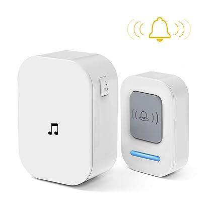 . Wireless Doorbell  Doorbell Wireless Doorbells for Home  Door Bell