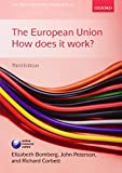 img - for The European Union: How Does it Work? (New European Union) book / textbook / text book