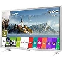 """Smart TV Monitor LG 24"""" LED Wi-Fi webOS 3.5 DTV Time Machine Ready 24TL520S, Branca - Bivolt"""
