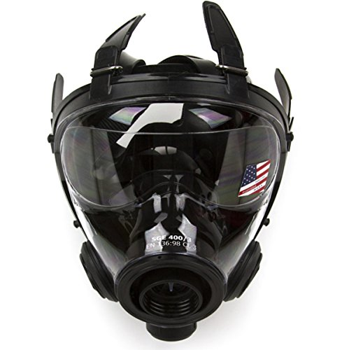 Top 10 Best Gas Respirator Masks Reviews 2017-2018 - cover