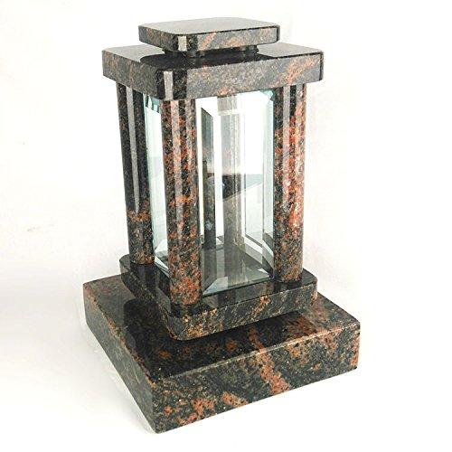 Designgrab Modern Grab lampada con base in granito Aurora Aruba aurindi indora, grab gioielli set