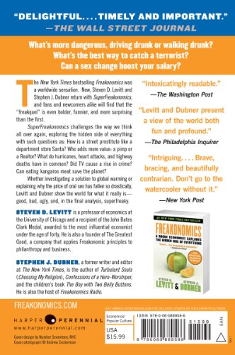 Superfreakonomics review