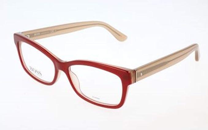Hugo Boss Hugo Orange Brille Monturas de gafas, Rojo (Rot ...