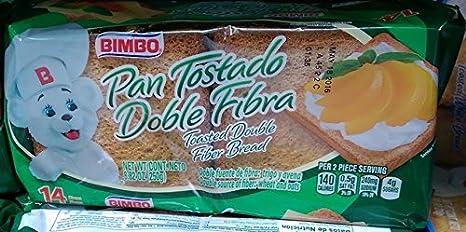 pan de fibra en inglés