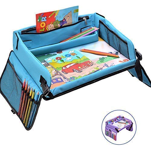 Kids Bright Toys Kids Travel Play Tray