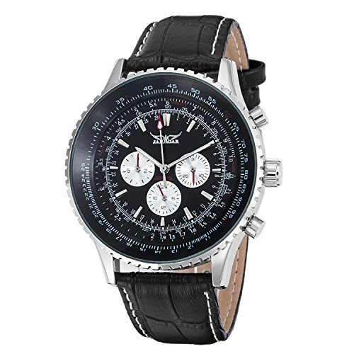 GuTe Automatic Mechanical Wristwatch Luminous