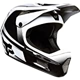 Fox Head Rampage Comp Imperial Helmet, Black/White, Large