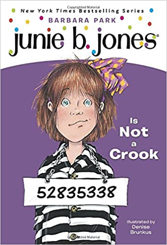 Amazon.com: Junie B. Jones Is Not a Crook (Junie B. Jones, No. 9 ...