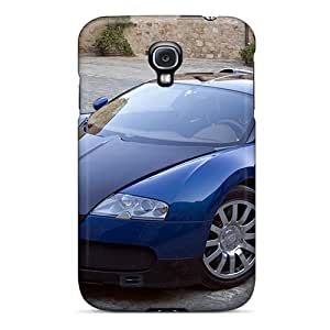 Defender Case With Nice Appearance (bugatti Veyron) For Galaxy S4