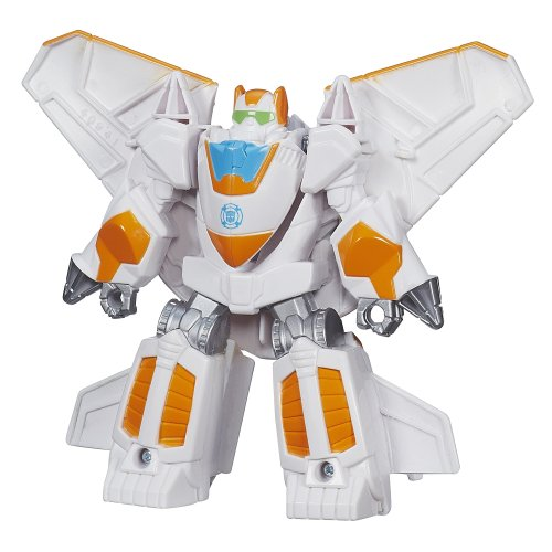 Playskool Heroes Transformers Rescue Bots Blades the Flight-Bot (Rescue Jet)