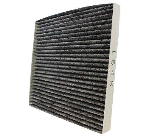 ABN CF11819 Activated Carbon Cabin Air Filter for Hyundai, Chevrolet, GMC, Kia, and Saturn Replacement HYUNDAI part # 3SF79-AQ000, 97133-3SAA0