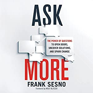 Ask More Audiobook