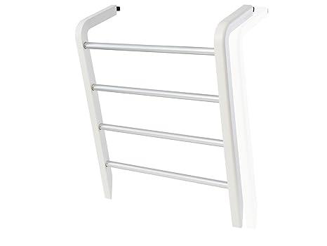 Admirable Amazon Com Leifheit Door Hanging Rack Aluminum Silver 66 Cjindustries Chair Design For Home Cjindustriesco